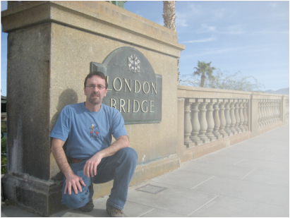 Le London Bridge à Havasu Lake City en 2010